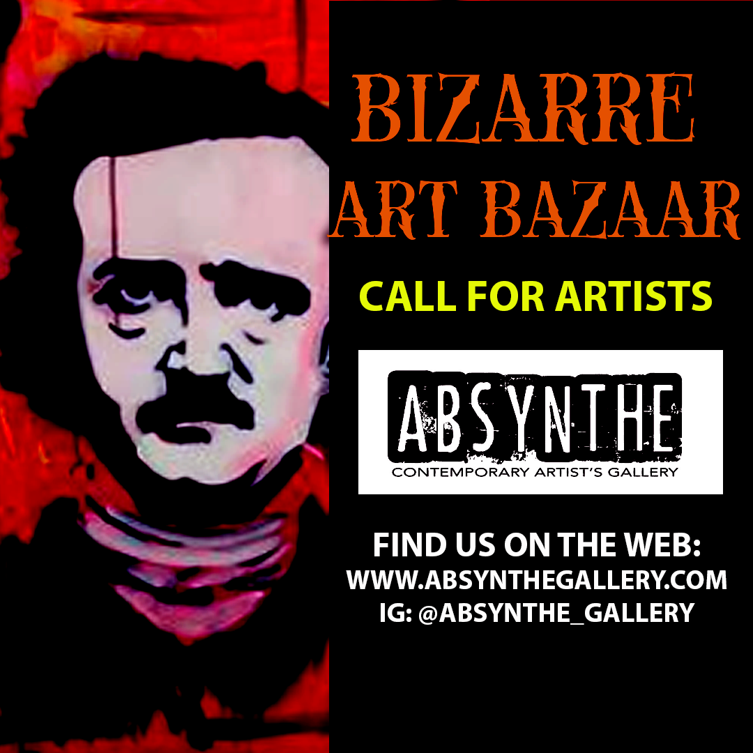 Absynthe Gallery Open Call Image