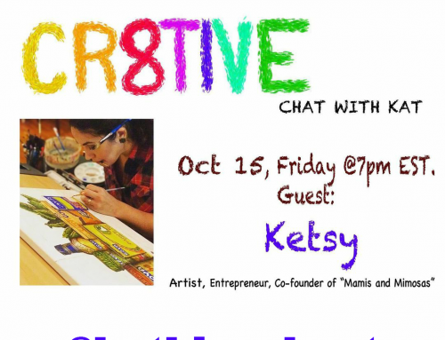 Cr8tive Chat With Kat